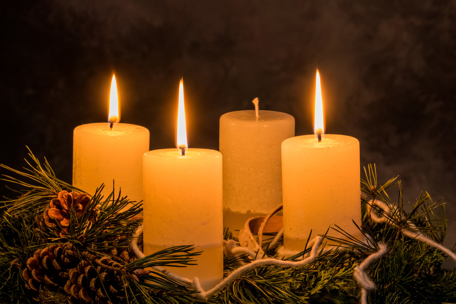 Advent: This Year I Can't Wait to Wait